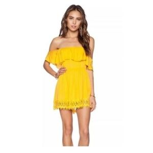 NWT Lovers + Friends Dream Vacay Dress